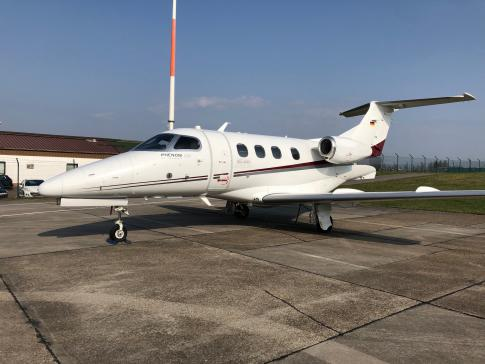 Aircraft for Sale in Germany: 2011 Embraer Phenom 100 - 1