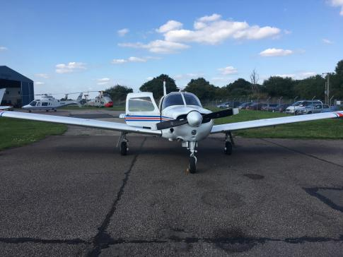 Aircraft for Sale in Berkshire: 1978 Piper PA-28R-201 - 3