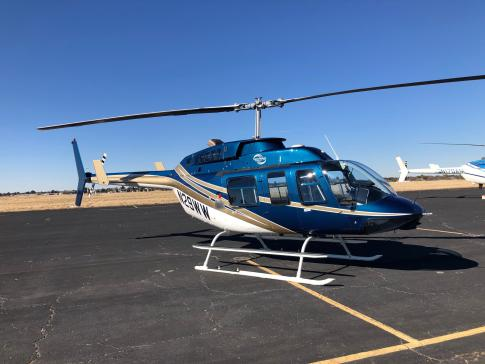 Aircraft for Sale in Santa Fe, Texas, United States (3TX4): 1995 Bell 206L4 LongRanger IV
