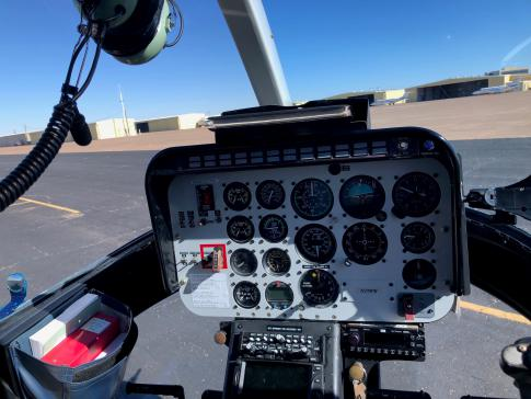 Off Market Aircraft in Texas: 1995 Bell 206L4 - 2