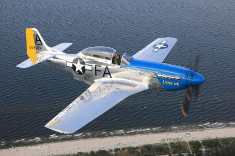 Aircraft for Sale in Germany: 1944 North American TF-51D - 1