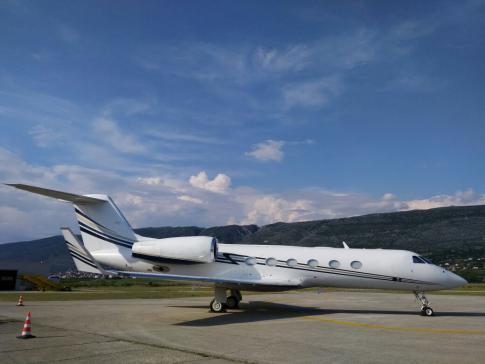 Aircraft for Sale in UK: 2008 Gulfstream G450 - 1