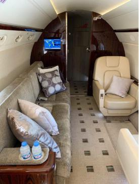 Aircraft for Sale in UK: 2008 Gulfstream G450 - 2