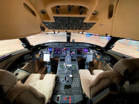 Aircraft for Sale in Malaysia: 2009 Bombardier Global Express XRS - 2