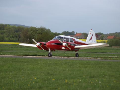 Aircraft for Sale in Melle, Niedersachsen, Germany (EDXG): 1958 Piper PA-23-160 Apache