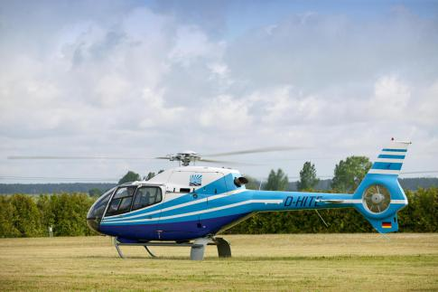 Off Market Aircraft in Germany: 2001 Eurocopter EC 120 - 1