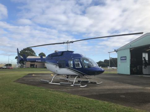 Aircraft for Sale in Bankstown, New South Wales, Australia: 1979 Bell 206L1+ LongRanger III