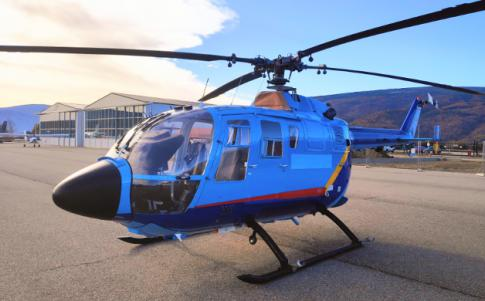 Off Market Aircraft in Spain: 1991 Eurocopter Bo 105-CBS5 - 1