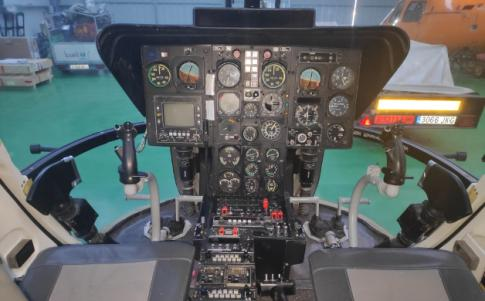 Off Market Aircraft in Spain: 1991 Eurocopter Bo 105-CBS5 - 2
