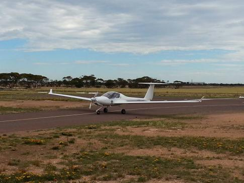 Off Market Aircraft in South Australia: 2002 Diamond Aircraft HK36-TTC - 1