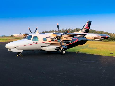 Aircraft for Sale/ Swap/ Trade in Springdale, Arkansas, United States: 1977 Mitsubishi MU-2N