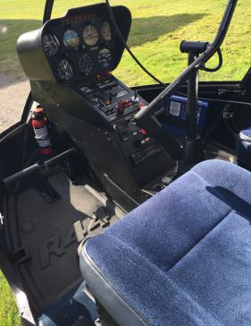 Aircraft for Sale in Quebec: 2012 Robinson R-44 - 2