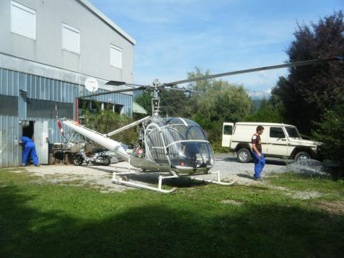 Aircraft for Sale in HAUTE-SAVOIE: 1954 Hiller UH-12B - 2