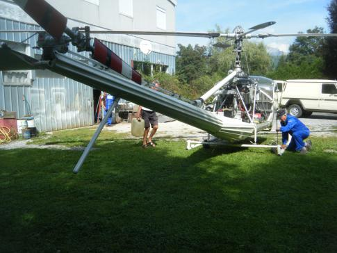 Aircraft for Sale in HAUTE-SAVOIE: 1954 Hiller UH-12B - 3