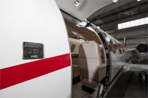 Aircraft for Lease/ Charter/ Rental in Bridgwater, United Kingdom: 2013 Learjet 75