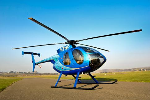 Aircraft for Sale in UK: 1987 McDonnell Douglas MD-500E - 2