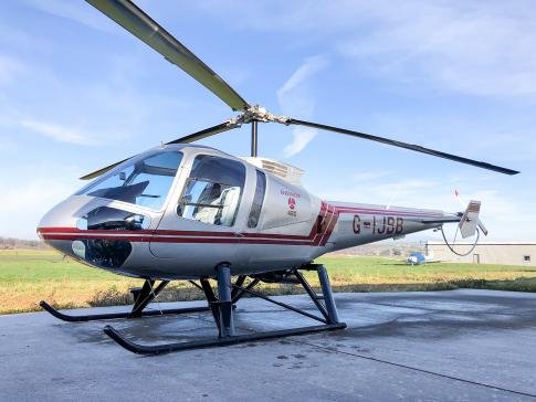 Aircraft for Sale in United Kingdom: 1995 Enstrom F-480