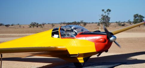 Aircraft for Sale in Adelaide, South Australia, Australia: 1968 Scheibe SF.25 Motorfalke