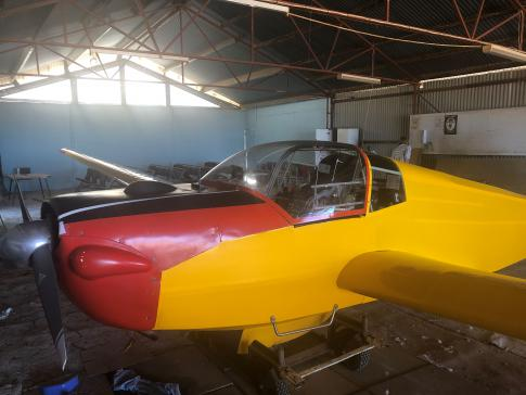 Aircraft for Sale in South Australia: 1968 Scheibe SF.25 - 2