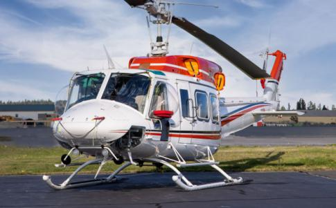 Aircraft for Sale in Canada: 1979 Bell 212