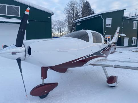 Off Market Aircraft in Russia: 2015 Cessna Corvalis TTX - 3