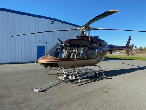 Aircraft for Sale in Langley, British Columbia, Canada (YLY): 2002 Bell 407