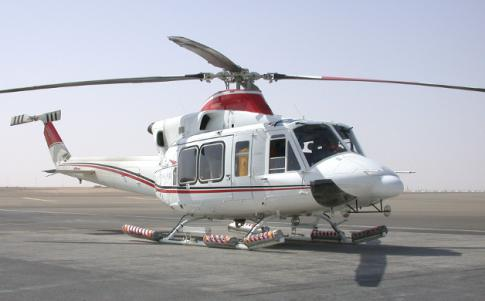 Aircraft for Sale in United Arab Emirates: 1998 Bell 412EP