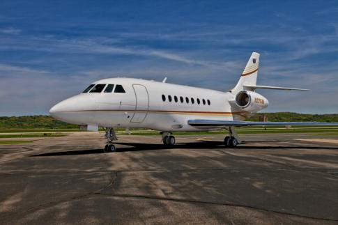 Aircraft for Sale in United States: 2002 Dassault 2000