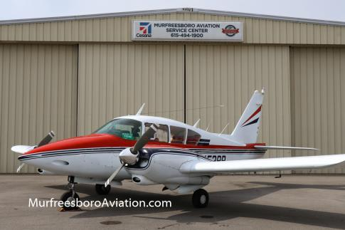 Aircraft for Sale in Murfreesboro, Tennessee, United States (KMBT): 1960 Piper PA-23 Aztec
