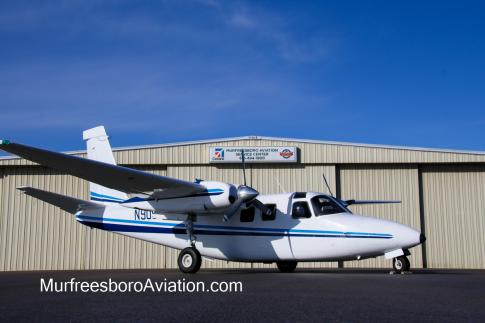 Aircraft for Sale in Murfreesboro, Tennessee, United States (KMBT): 1969 Aero Commander 500S Shrike