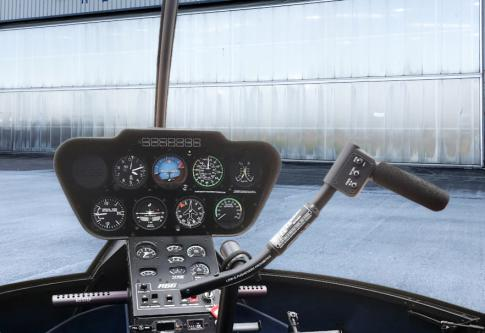 Off Market Aircraft in UK: 2012 Robinson R-66 - 3