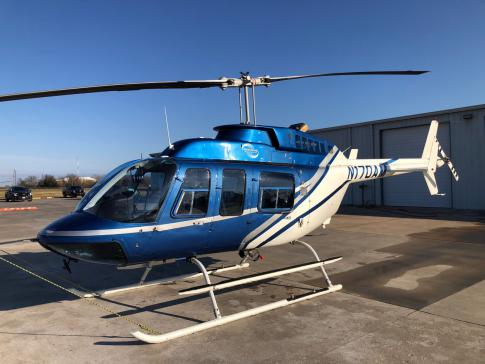 Aircraft for Sale in Texas, United States: 1982 Bell 206L3 LongRanger III