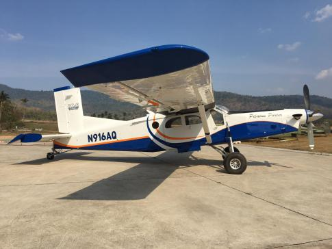 Aircraft for Sale in Thailand: 1996 Pilatus PC-6`tp Turbo Porter