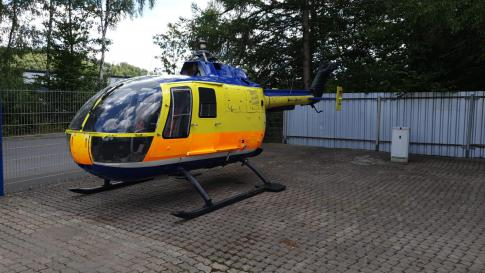 Off Market Aircraft in Germany: 1974 Eurocopter Bo 105-CB4 - 2