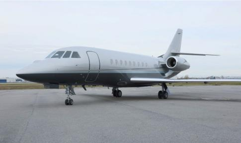 Aircraft for Sale in Montreal, Quebec, Canada: 2009 Dassault 2000LX Falcon
