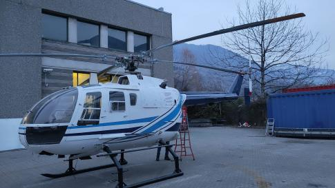 Aircraft for Sale in milano, milano, Italy (lilo): 1996 Eurocopter Bo 105-CBS5