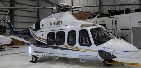Aircraft for Sale in Ontario, Canada: 2006 Agusta AW139