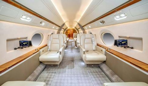 Aircraft for Sale in Texas: 2008 Gulfstream G550 - 2