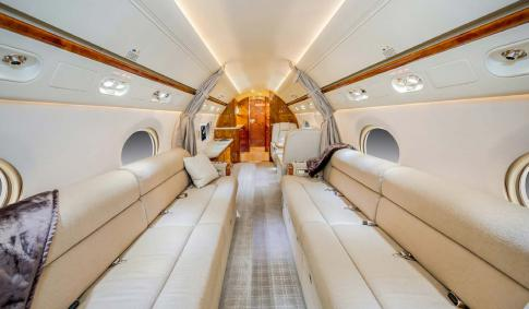 Aircraft for Sale in Texas: 2008 Gulfstream G550 - 3