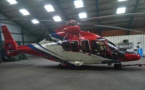 Aircraft for Sale in Germany: 2009 Eurocopter EC 155B1