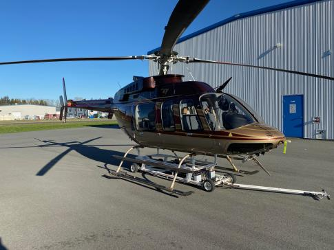 Aircraft for Sale in Langley, British Columbia, Canada: 2002 Bell 407