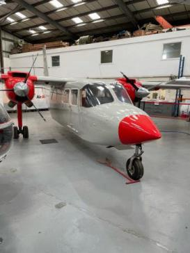 Aircraft for Sale in UK: 1991 Britten Norman BN2T - 2