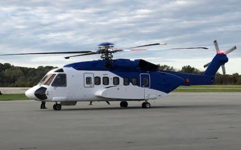 Aircraft for Sale in United States: 2013 Sikorsky S-92