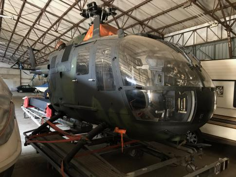 Aircraft for Sale in Germany: 1980 Eurocopter Bo 105-M