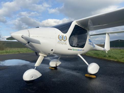 Aircraft for Sale in Galway, Galway, Ireland (Galw): 2006 Pipistrel Sinus