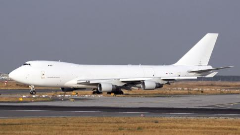 Aircraft for Lease/ ACMI Lease/ Wet Lease/ Charter in Miami, Florida, United States (MIA): 1994 Boeing 747-400F
