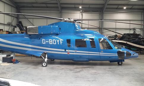 Aircraft for Sale in United Kingdom: 1988 Sikorsky S-76B