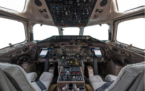 Off Market Aircraft in British Columbia: 1989 McDonnell Douglas MD-80-87 - 3