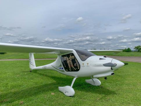 Aircraft for Sale in MOSBACH, Germany (EDGM): 2017 Pipistrel Virus SW