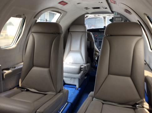 Aircraft for Sale in Denmark: 1989 Cessna 550 - 2